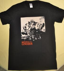 Mondo Generator t shirt