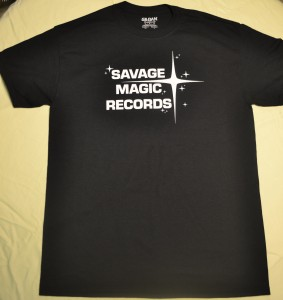 Savage Magic Records t shirt