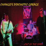 Changos Psychotic Garage Out Of The Dark compact disc