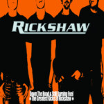 Rickshaw Down The Road compact disc