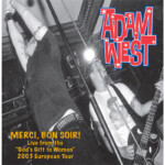 Adam West Merci Bon Soir seven inch