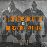 Chuck Norris Experiment versus Egyptian Gay Lovers compact disc
