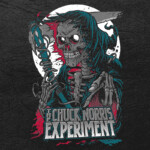 Chuck Norris Experiment Black Leather seven inch