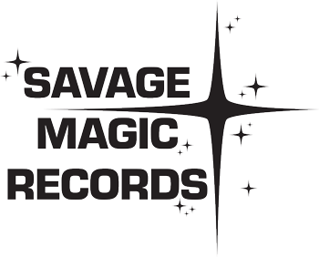 Savage Magic Records Mobile Logo