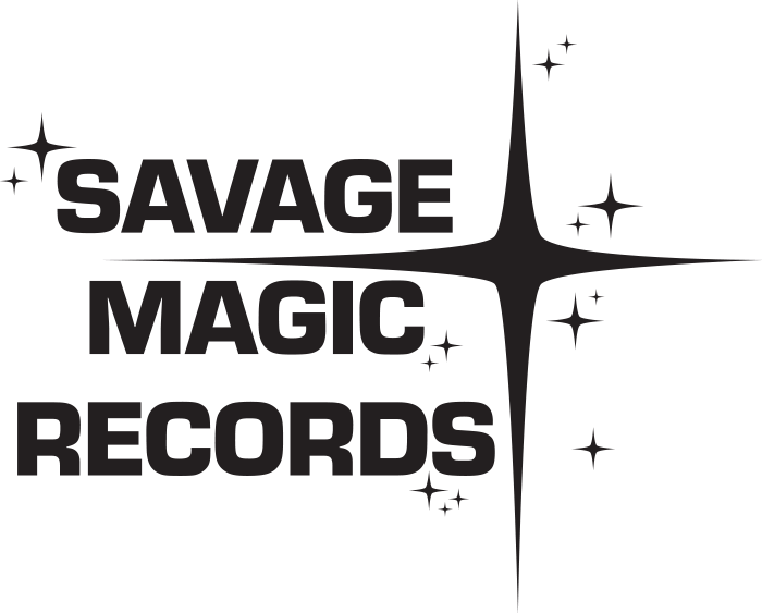 Savage Magic Records Sticky Logo Retina